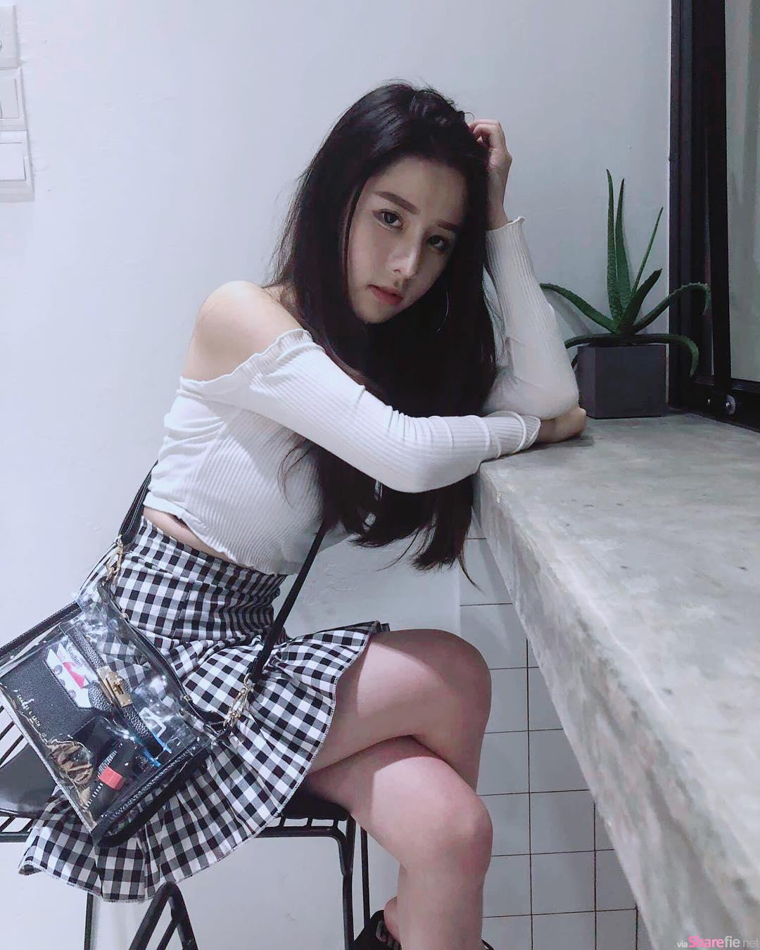 槟城正妹Jenny Lai 矜霓,清新甜美系