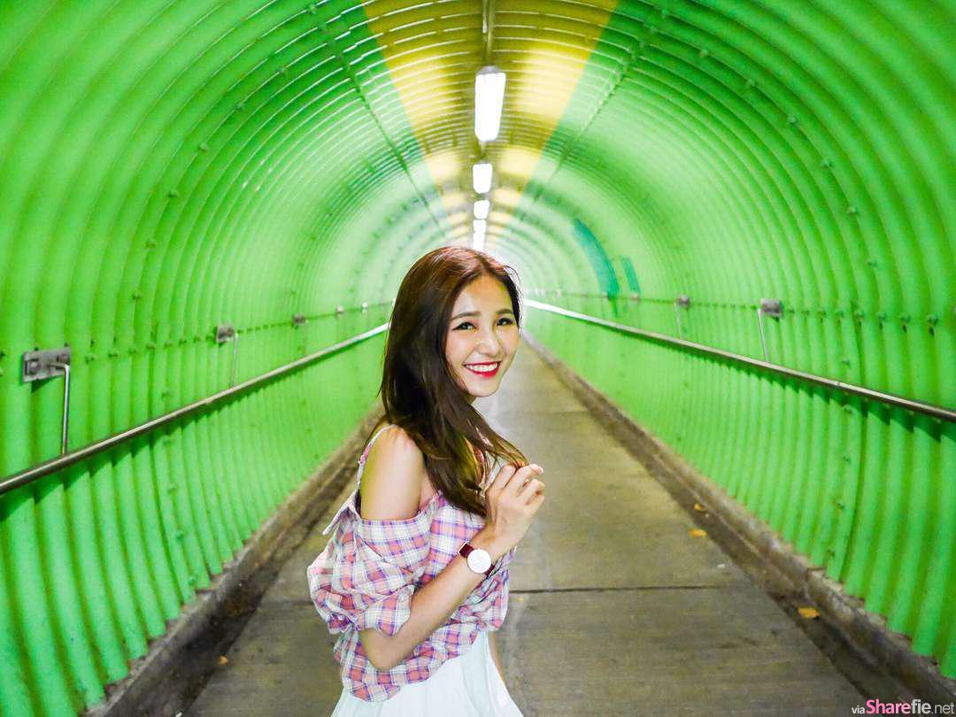 住在台湾的大马女孩啾比,甜美又性感