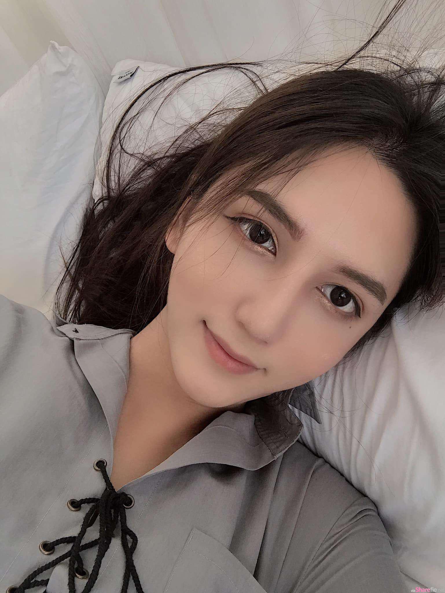 越南正妹Hoang Hoc,气质甜美