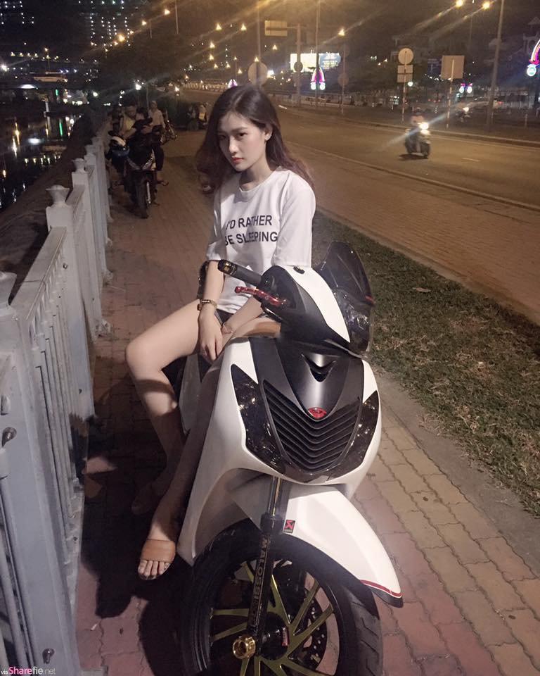 越南正妹Hana,超诱惑身材曲线