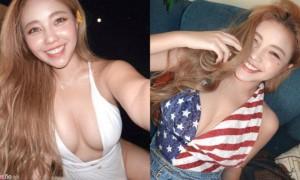 台湾性感女神黄琳,有甜美有巨乳