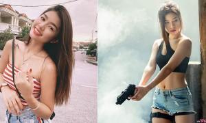 大马正妹Jia Ning笑容好甜,网友:一笑倾城