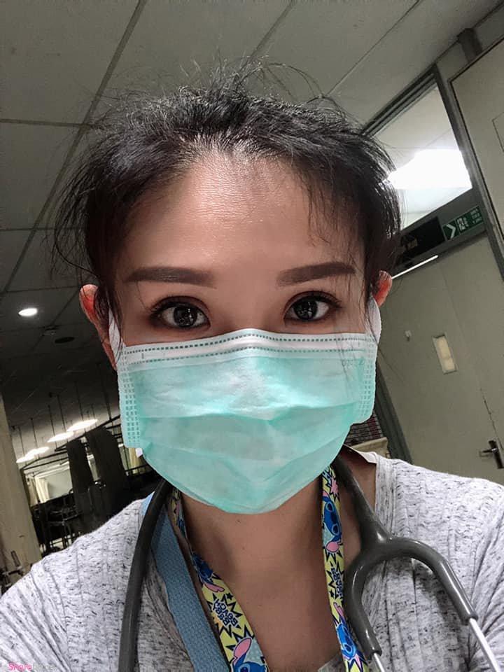 大马超正女医生Caroline Tan 楠楠,呼吁网友待在家一起合力抗炎