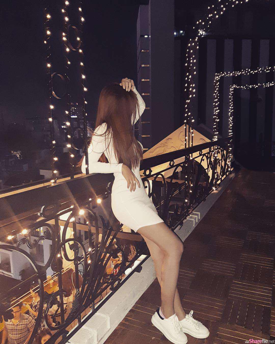 越南正妹Cam Nhung,比基尼热裤大秀好身材