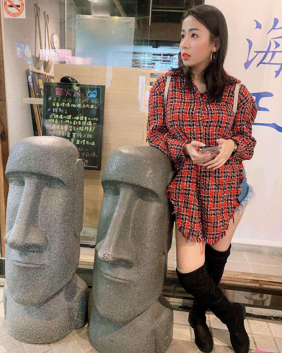 大马正妹Wendy Tan超凶身材,网友:要掉出来了