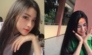 越南学生正妹Bảo Vy
