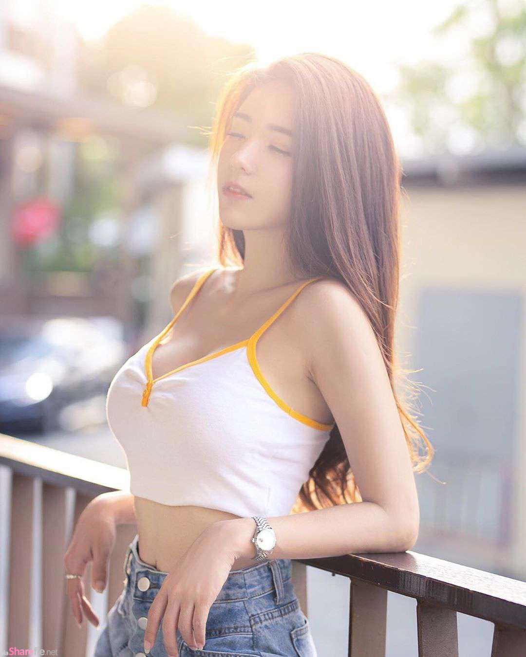 泰国性感女模Janet