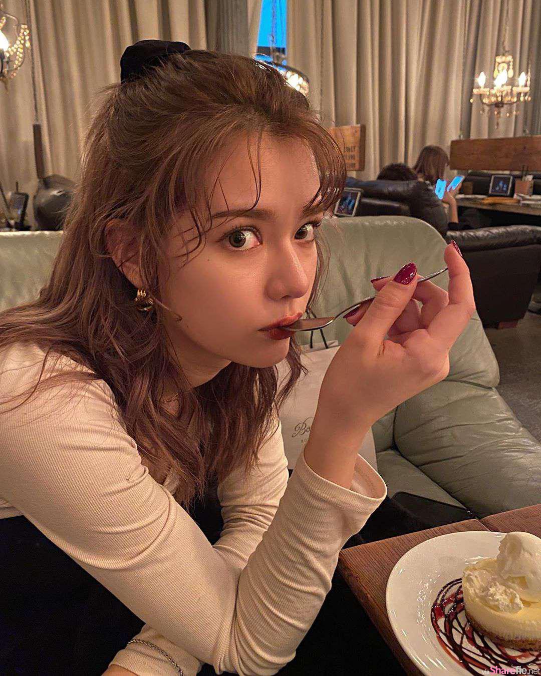 日本正妹Sofia,气质迷人