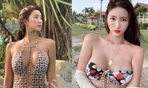 韩国音乐剧正妹,ig解放火辣身材