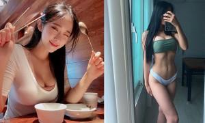 韩国正妹魔鬼身材,细腰翘臀太吸睛了