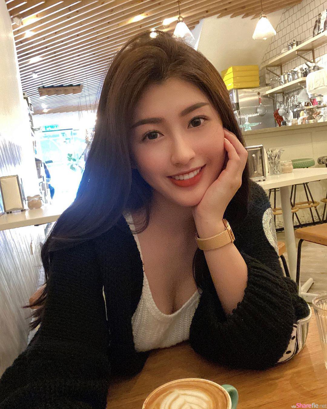 大马正妹Xian,网友:变到酱美