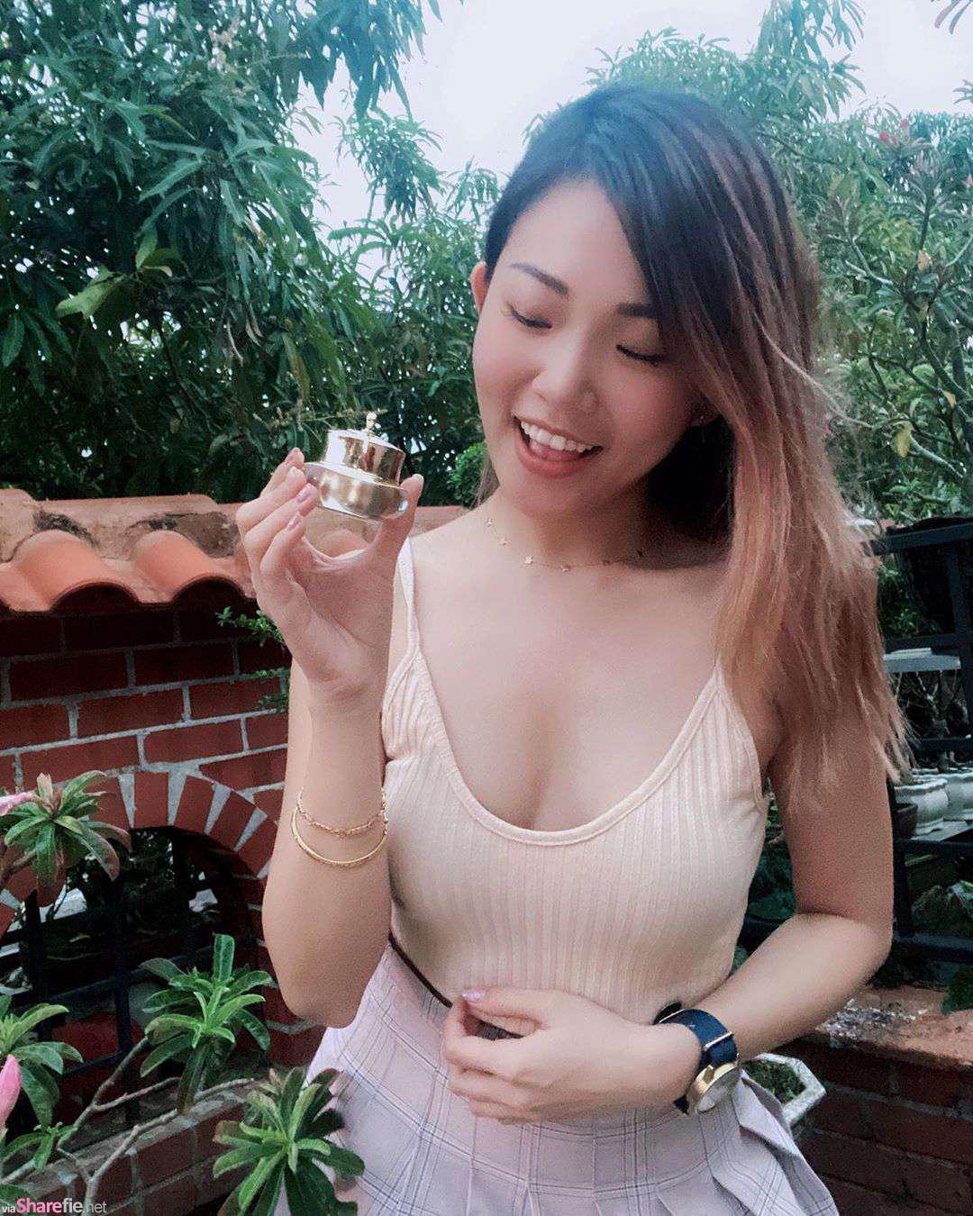 新加坡正妹xinnie,气质超甜性感迷人