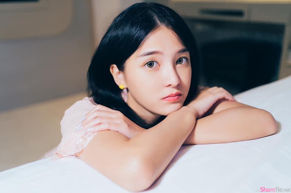 外拍正妹黄雨文,清新甜美却又性感动人