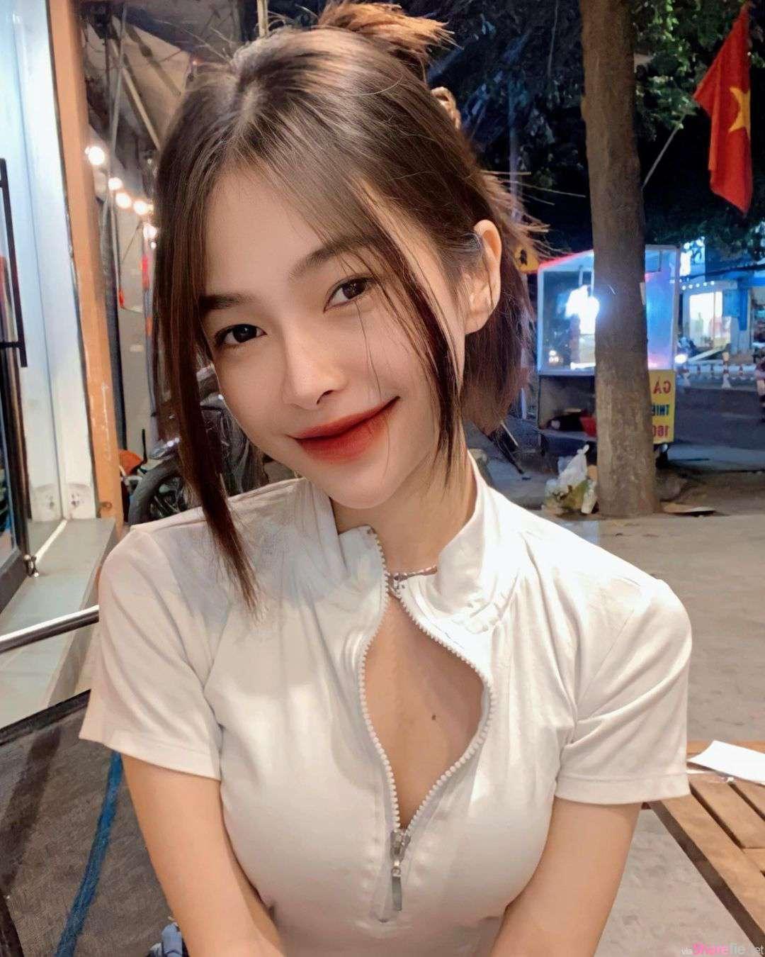 越南正妹Grace,甜美性感讓人怦然心動